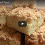 Rezept Crumb Cake